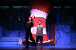 """Cat in the Hat in """"Seussical"""""""