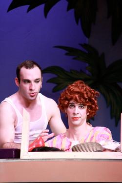 """Jerry/Daphne in """"Sugar"""""""