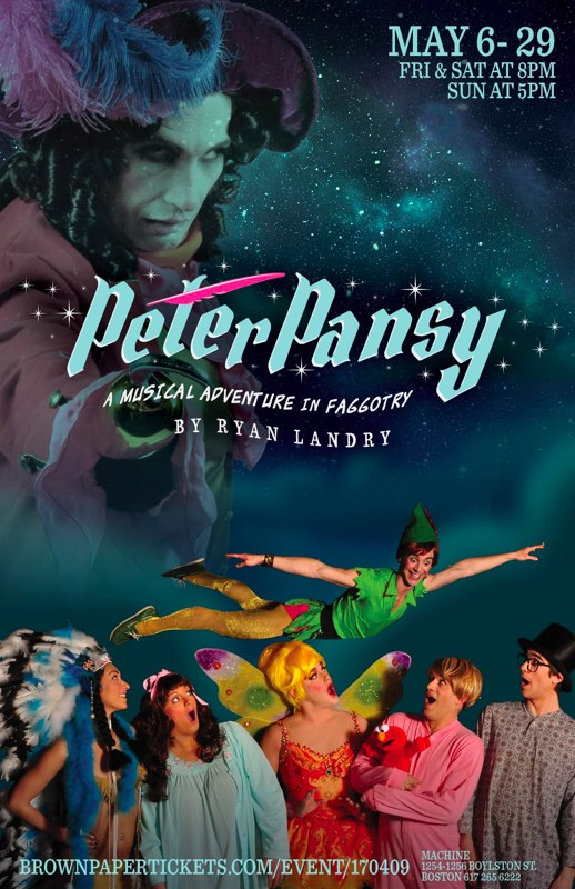 "Peter in ""Peter Pansy"""
