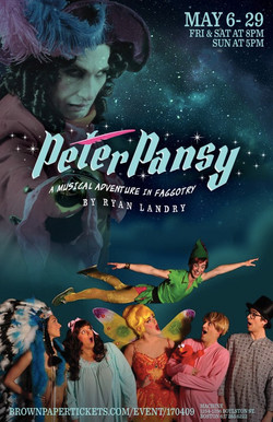 """Peter in """"Peter Pansy"""""""
