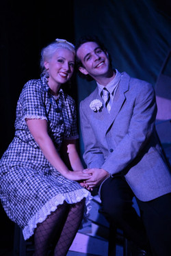 """Young Theodore in """"Follies"""""""