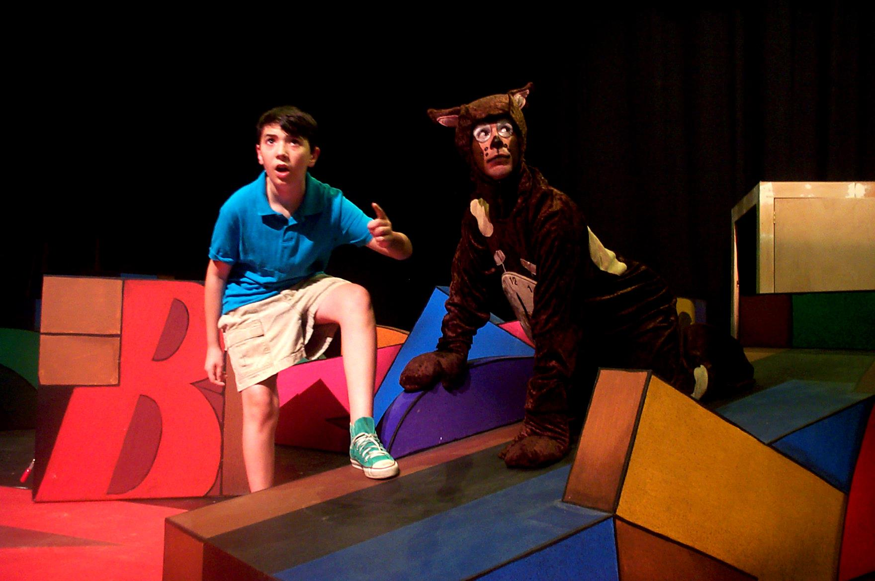 "Tock in ""The Phantom Tollbooth"""