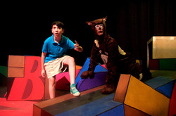"""Tock in """"The Phantom Tollbooth"""""""