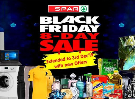 SPAR Black Friday Extended