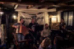 Pembrokeshire folk band Razor Bill