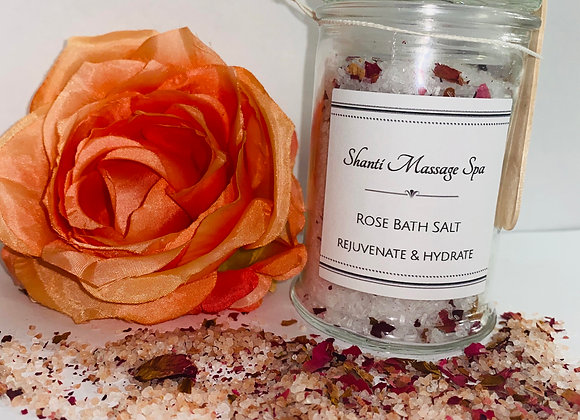 Rose Epson Salt Bath