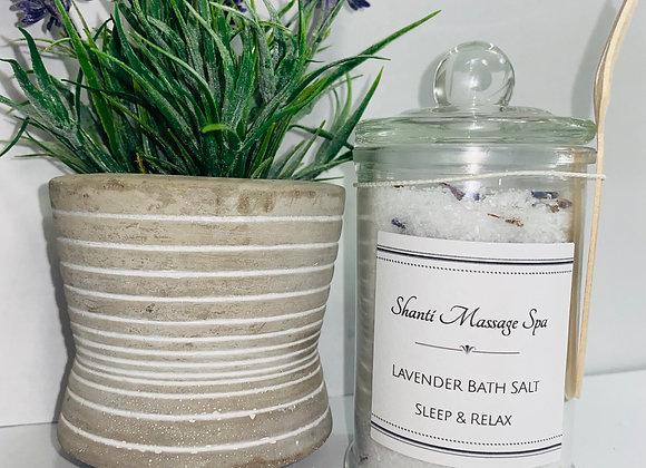 Lavender Epson Salt Bath