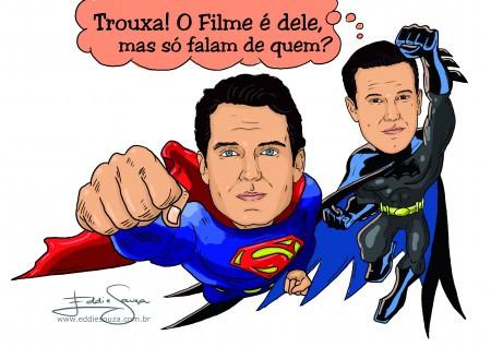 Superman vs Batman ou Batman vs Superman