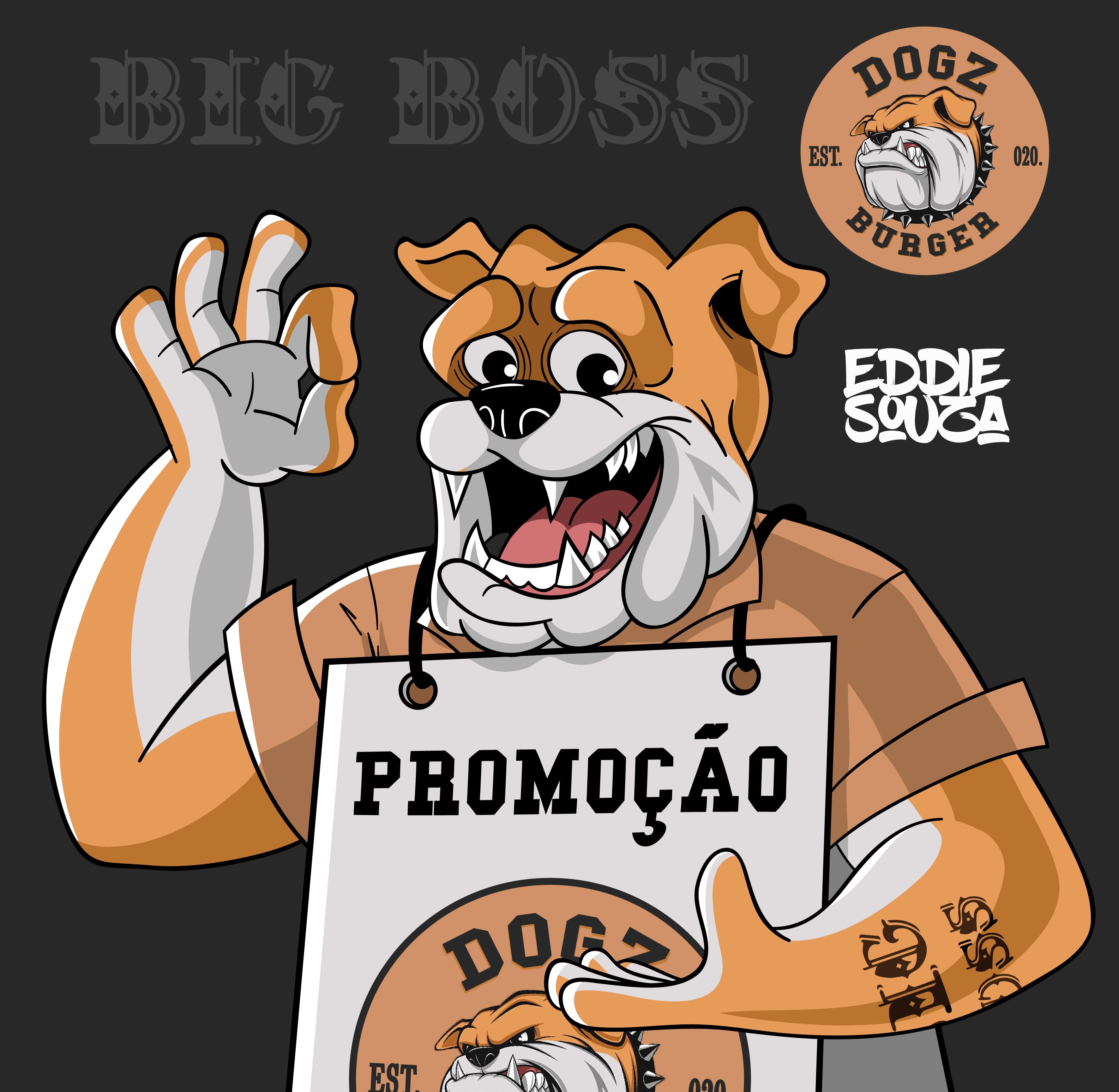 Big Boss - Dogz Burger