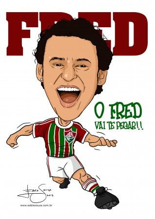 Caricatura Fred
