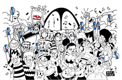 Copo da Red Bull Carnaval 2018
