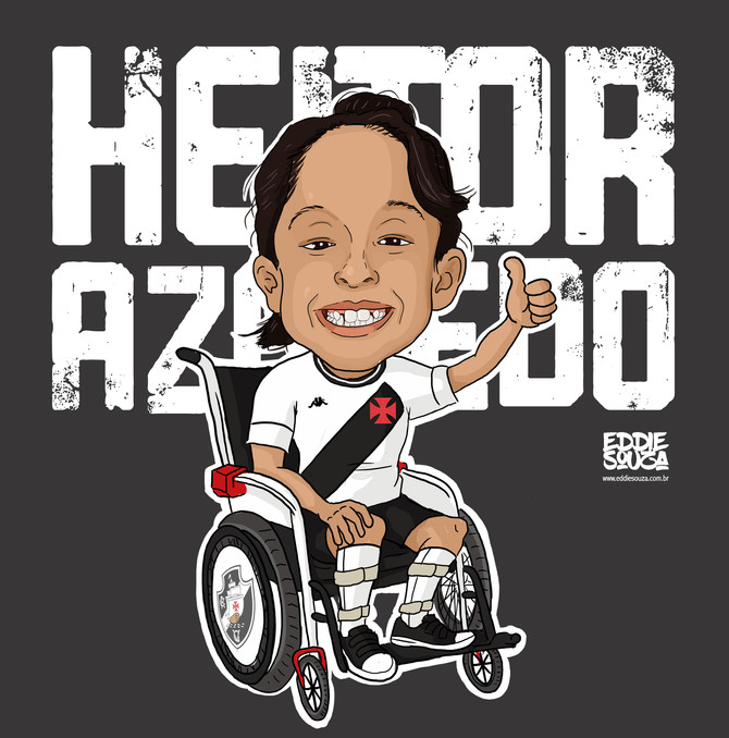 Caricatura do Heitor