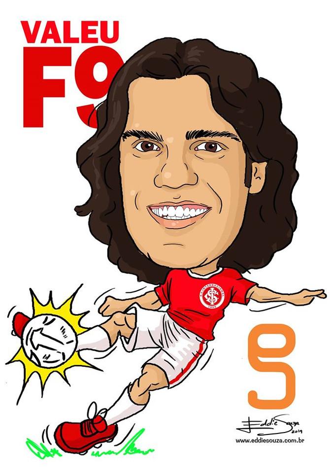 Caricatura Fernandão