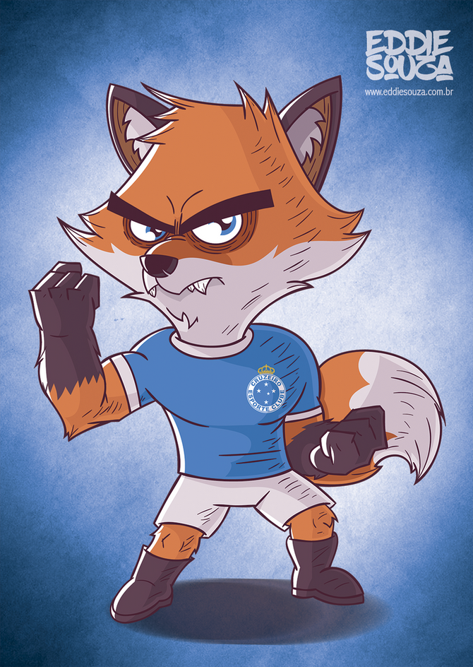 Mascotes do Brasileirão - Cruzeiro