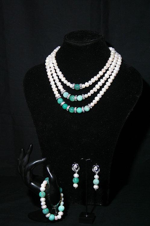 Grin Jewellery Set short