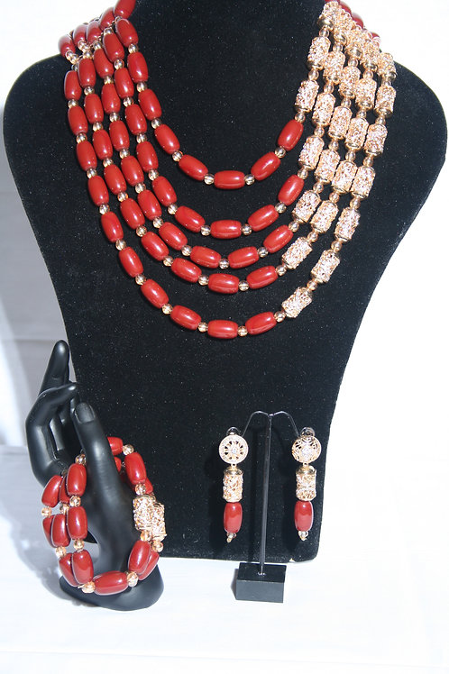 Dribs Jewellery set