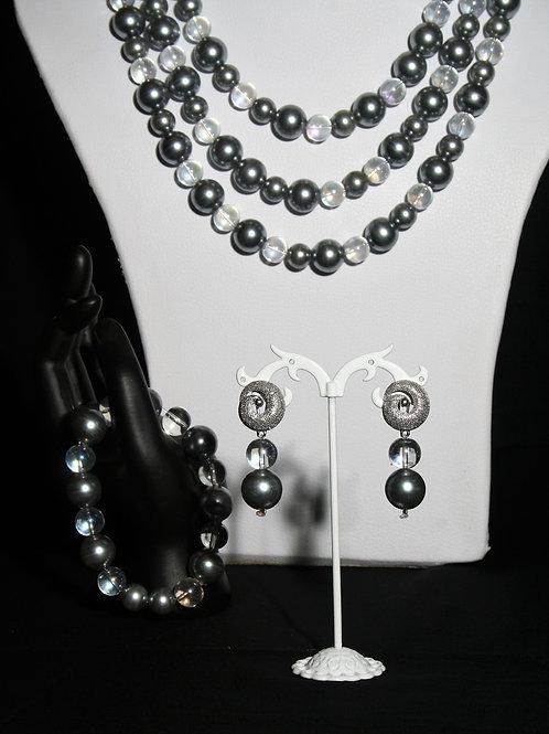 Silvia jewellery Set