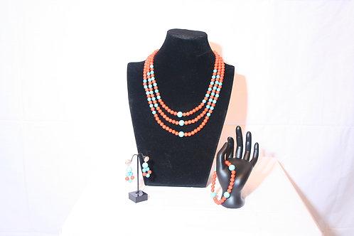 Iveira_3_layers_necklace_Set