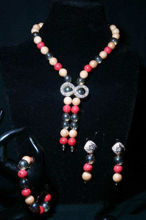 Fallen Jewellery Set