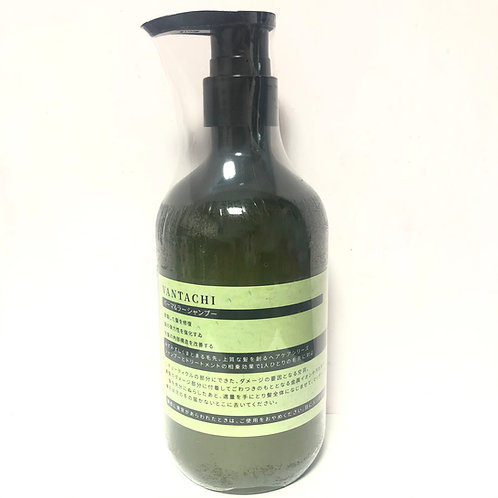 Vantachi 清涼潤膚茶樹植物鎖色洗頭水 Perm & colour Treated Shampoo 530ml/1000ml環保補充裝