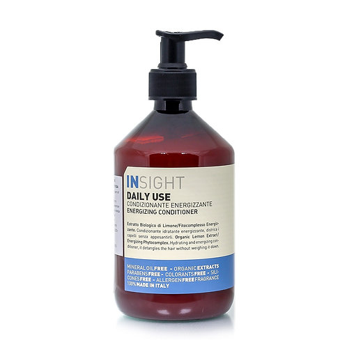 意大利INSIGHT Daily Use Energizing Conditioner 有機日用護髮素 400ml/900ml