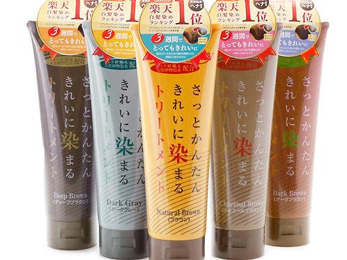 日本Covergray -  植萃白髮護理染髮劑 240g