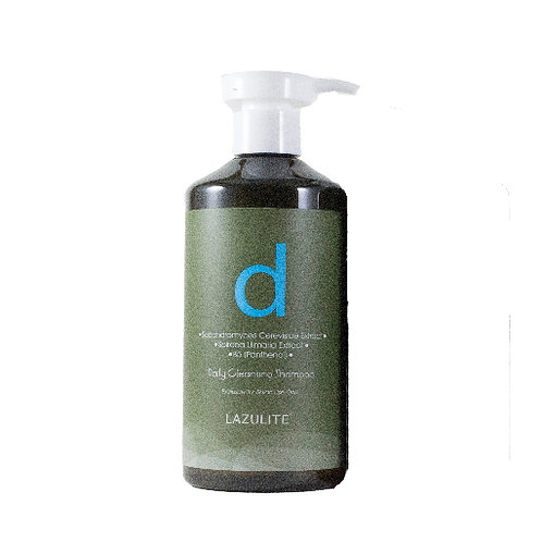 LazuliteDaily Cleansing Shampoo日常潔淨洗頭水 380mL