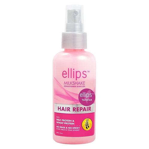 Ellips Milkshake Conditioner 免沖洗奶昔護髮素 110ml