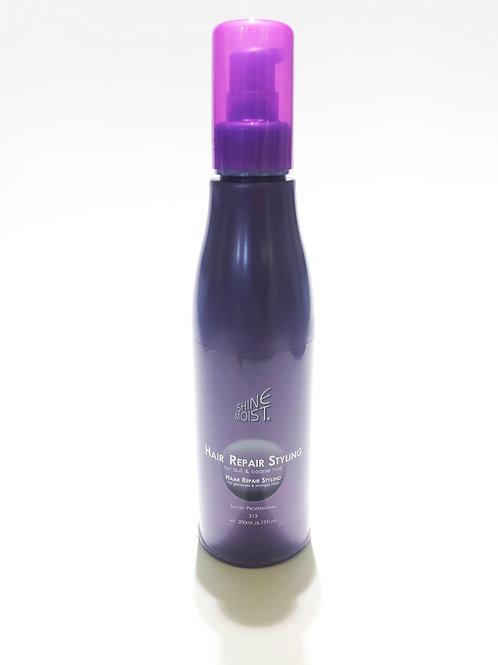 ShineMoist Hair Repair Styling For damaged 修復造型髮尾油 200ml