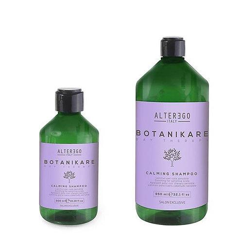 意大利進口 AlterEgo Botanikare Calming Shampoo 抗敏舒緩洗髮露 300mL/950mL