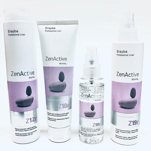 ERAYBA Zen Active Zr REVITALISIN Set防脫育髮全面重生組合