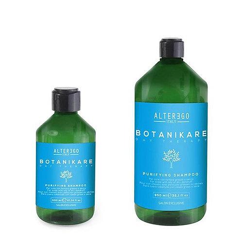 意大利進口 AlterEgo Botanikare Purifying Shampoo 深層去屑淨化洗髮露 300mL/950mL