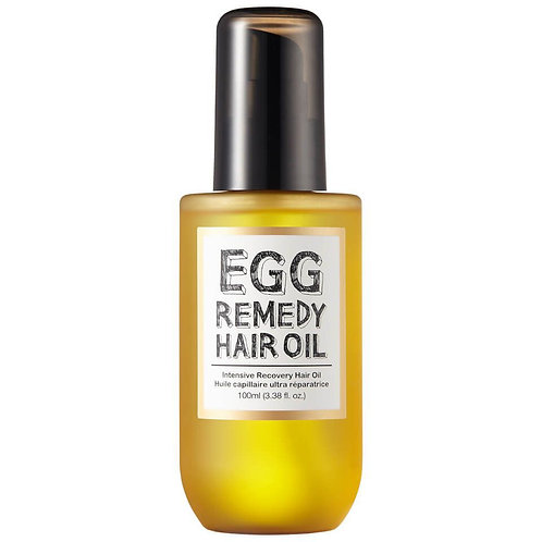Too cool for school Egg Remedy Hair Pack白滑雞蛋護髮油 100ml