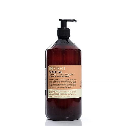 意大利INSIGHT Sensitive 有機抗敏舒緩洗頭水 400ml/900ml