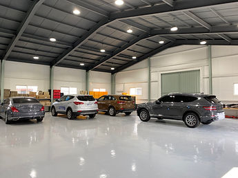 CW Automotive Driving Center Opened