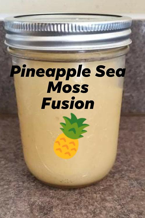 Pineapple Sea Moss Gel
