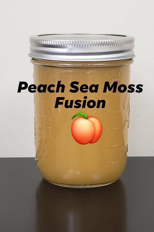 Peach Sea Moss Gel