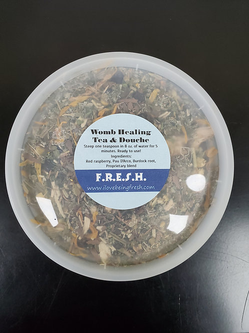Womb Healing Tea & Douche