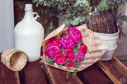 Фотографии для магазина цветов