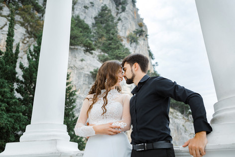 Свадьба в Ялте, в Крыму