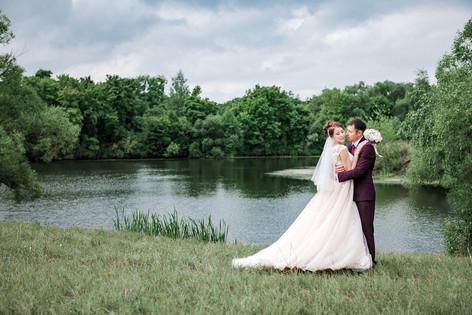 Свадьба в усадьбе Тарханы