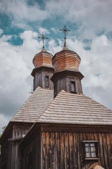 Церковь в Пирогово, Киев