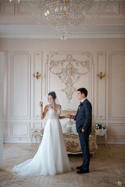 Съемка свадьбы в фотостудии Балкон Пенза