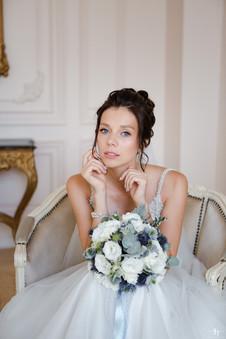 Съемка свадьбы в фотостудии