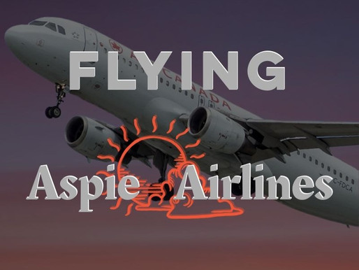 Flying Aspie Airlines