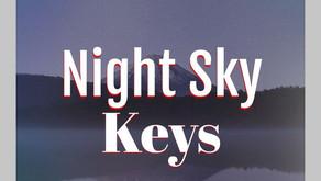 Night Sky Keys