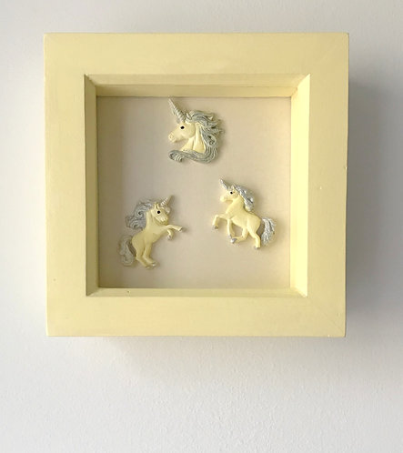 Little Square Unicorn Picture