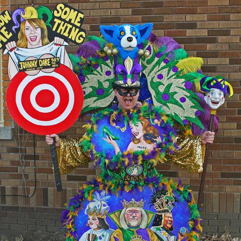 Mardi Gras costume #2