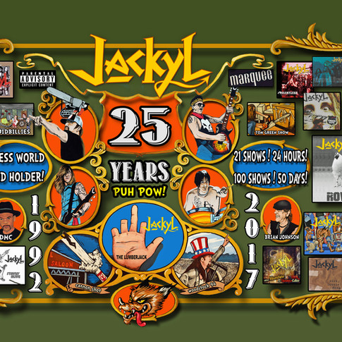 25th Anniversary Poster