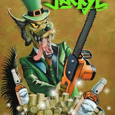 Jackyl St. Patrick's Day